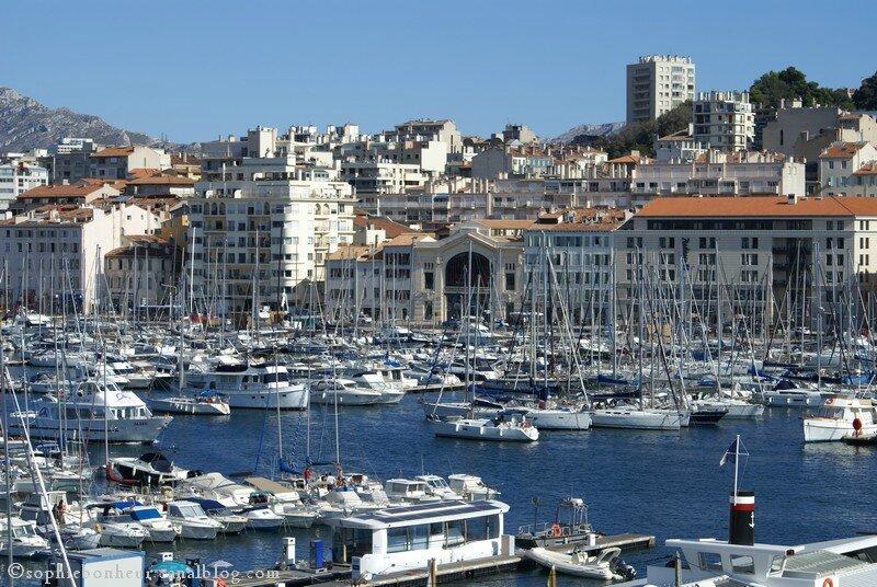 MM Vieux port Criée