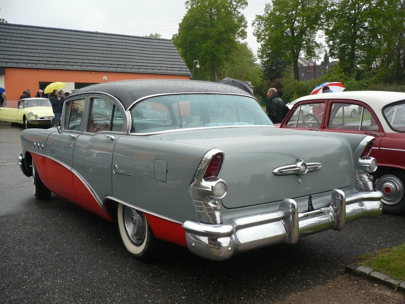 BUICK Special 4door Sedan 1955 Achenheim (2)