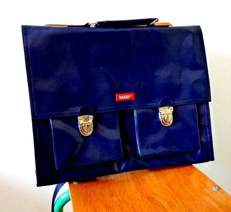 grand cartable navy Bakker 2