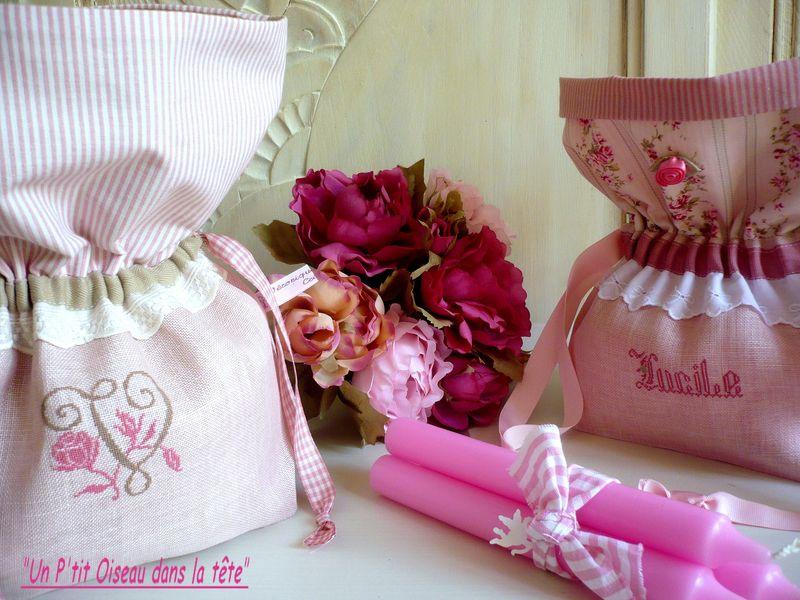 Pochon Valentine et Lucile
