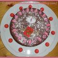 Irrésistible gâteau au chocolat