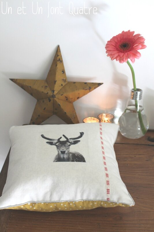 Coussin Cerf (9)