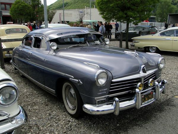 hudson commodore 8 4door sedan 1948 1949 a