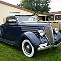 Ford deluxe v8 2door roadster 1936