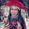 Amazonian Dancer