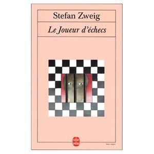 Le Joueur d'échecs - Stefan Zweig - Couverture