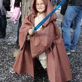 Costume de Matre Jedi ou de Jeune Padawan: Star Wars