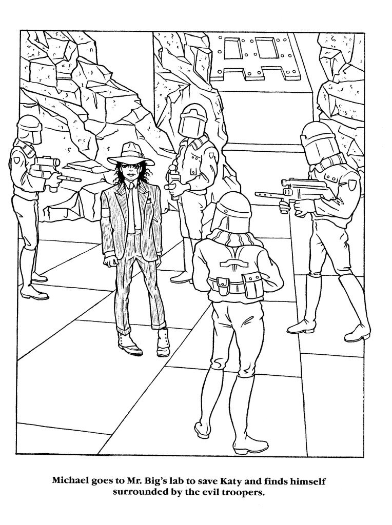 Michael jackson moonwalker coloring pages coloring pages for Michael jackson smooth criminal coloring pages