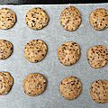 cookies crus