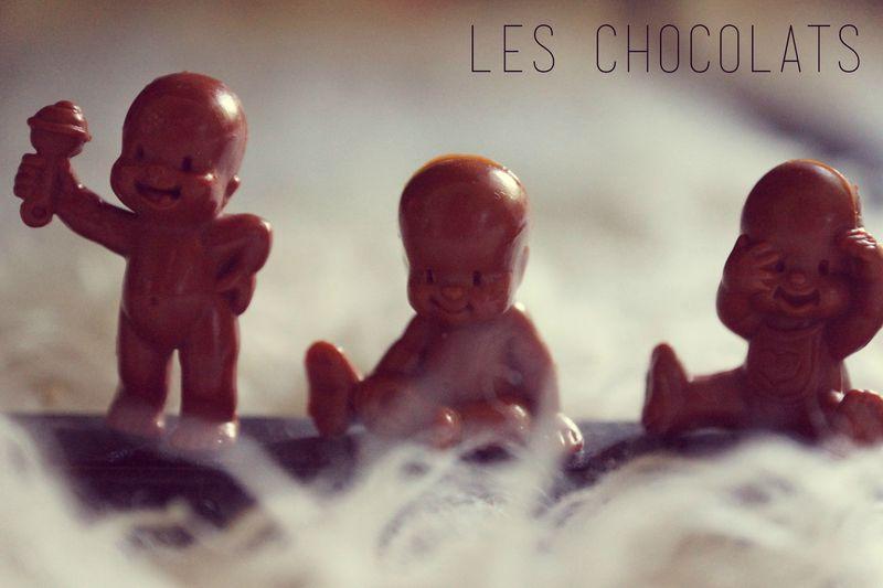 Babies chocolat