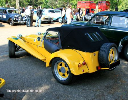 Lotus super seven roadster (Retrorencard avril) 02