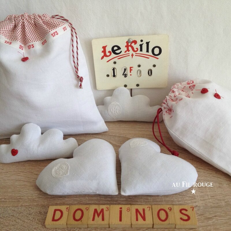 Saint Valentin 2015 Dominos