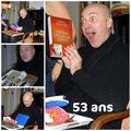 Les 53 ans de pich pich et mes 25 ans