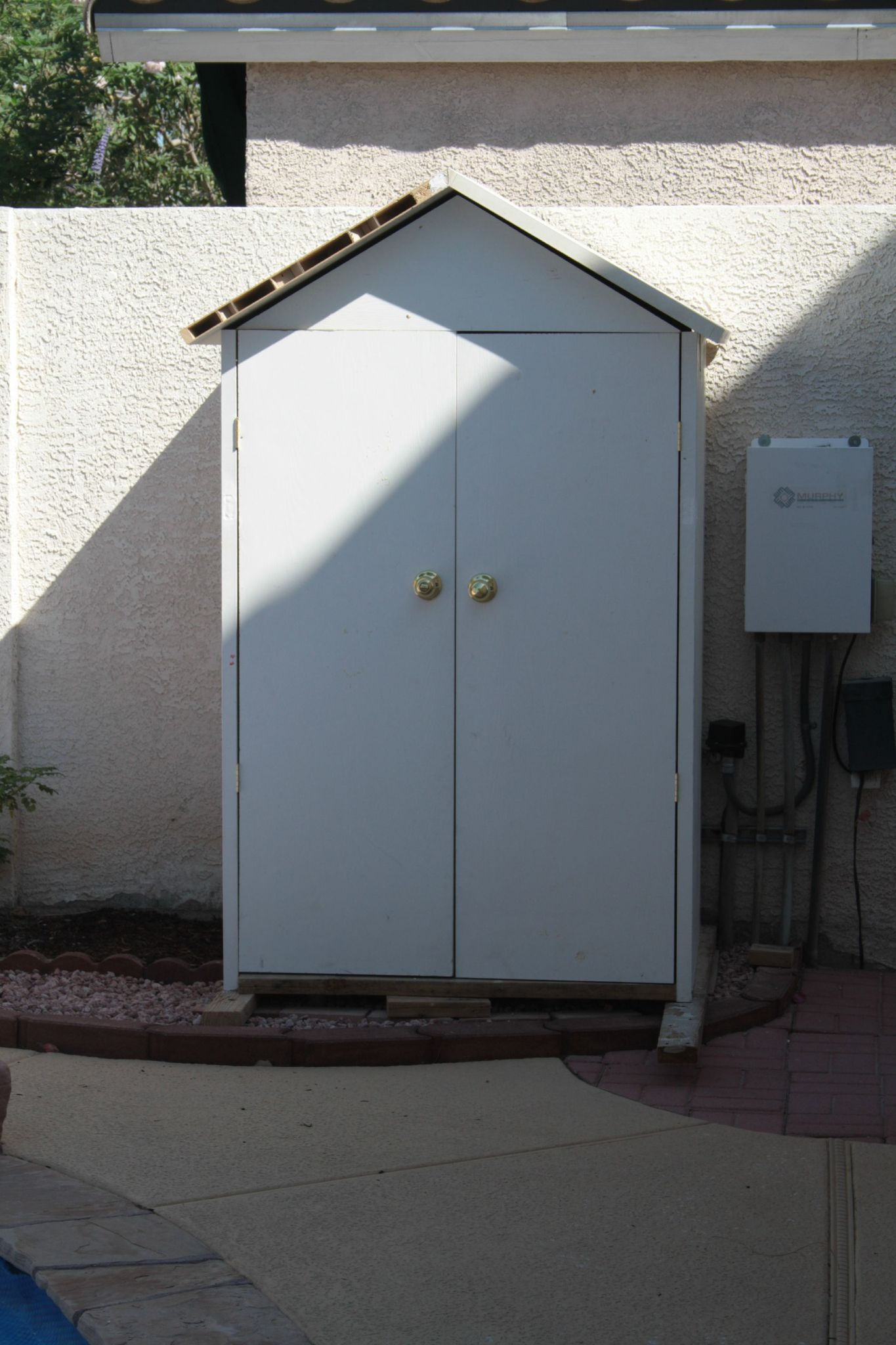 Cabanon pour equipement de piscine l escale for Cabanon piscine