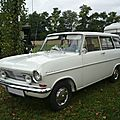Opel kadett a 1000 caravan 1964