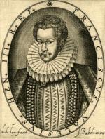 François d'Anjou par Thomas de Leu