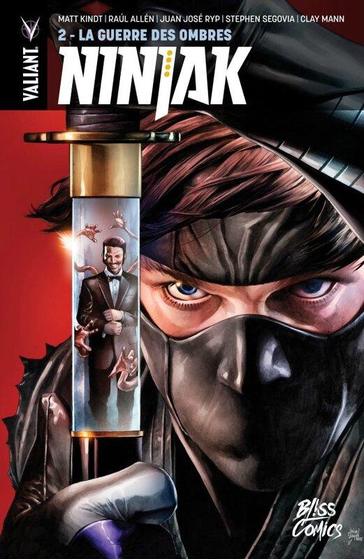 bliss ninjak 02 la guerre des ombres