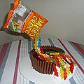 Un nouveau gravity cake et son tuto : la fuite des crocociles