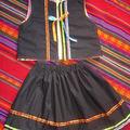 Costume péruvien