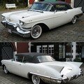 CADILLAC - Eldorado Biarritz Convertible - 1957
