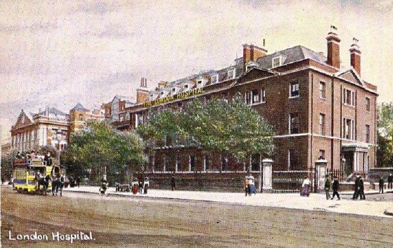 CPA Londres London Hospital