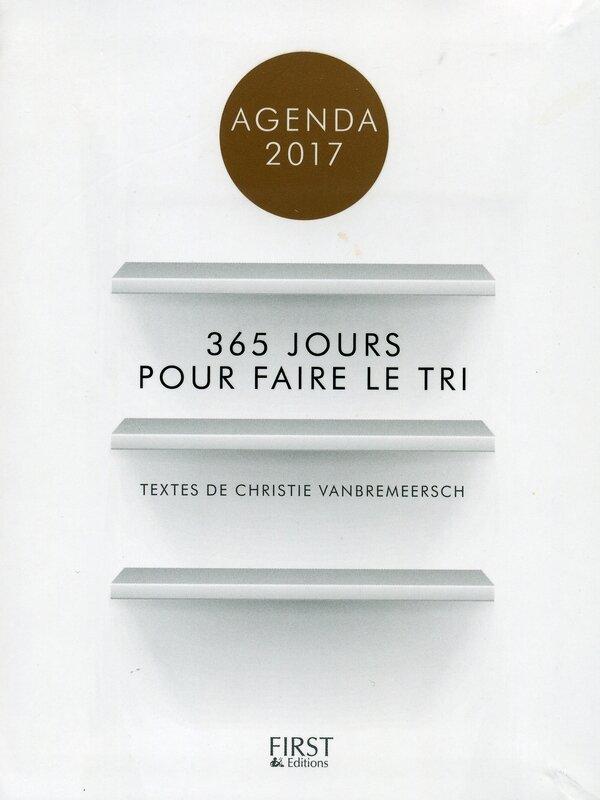agenda des M&M0001