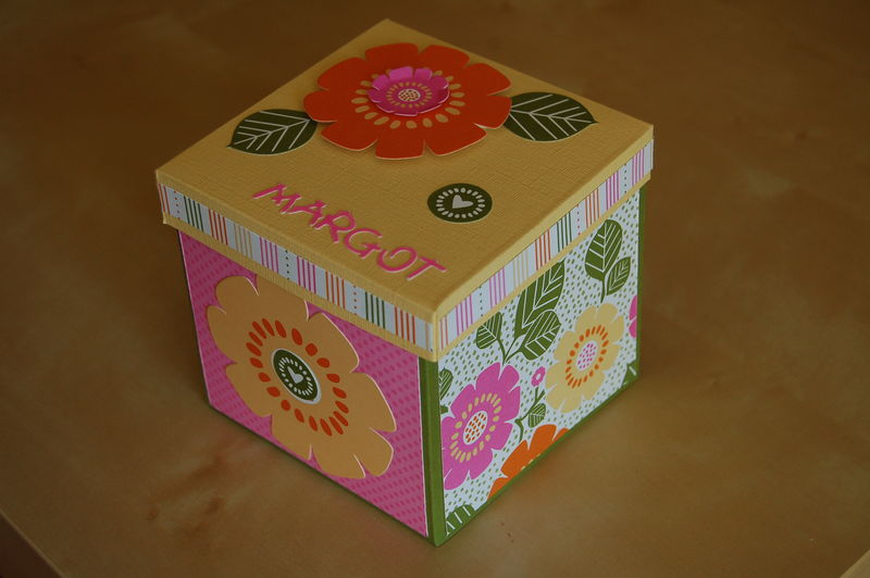 Gabarit boite cube sev et lolo scrapent - Gabarit boite en papier ...