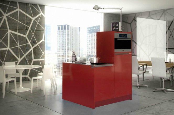 Cuisines ultra compactes pour petits espaces stinside for Specialiste cuisine petit espace