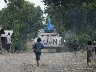 RDC : des casques bleus ukrainiens interpellés à Goma avec des tenues de l'armée congolaise