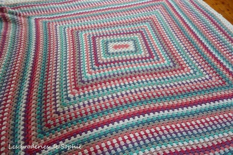 couverture crochet granny (1)