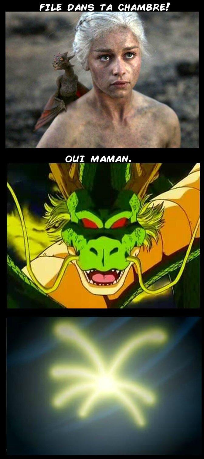 Maman dragon ball 02