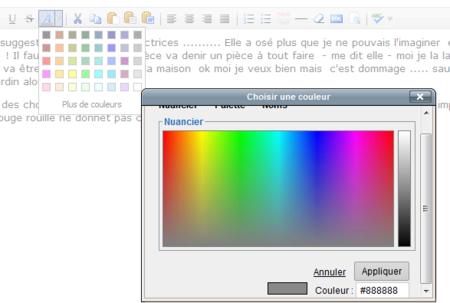 option couleur configuration canalblog