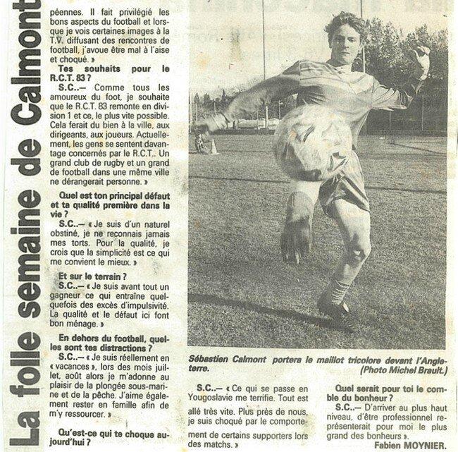 027 1168 - Calmont Sébastien