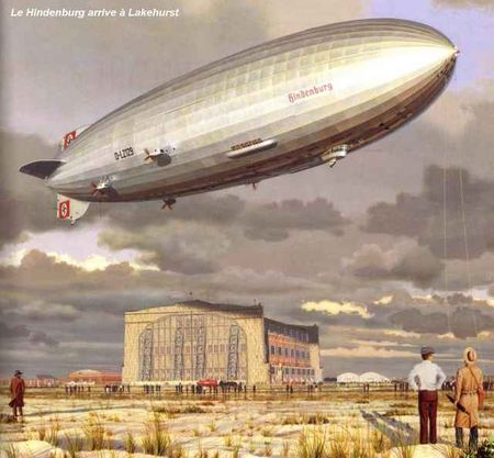 Dirigeable_Hindenburg_Lakehurst