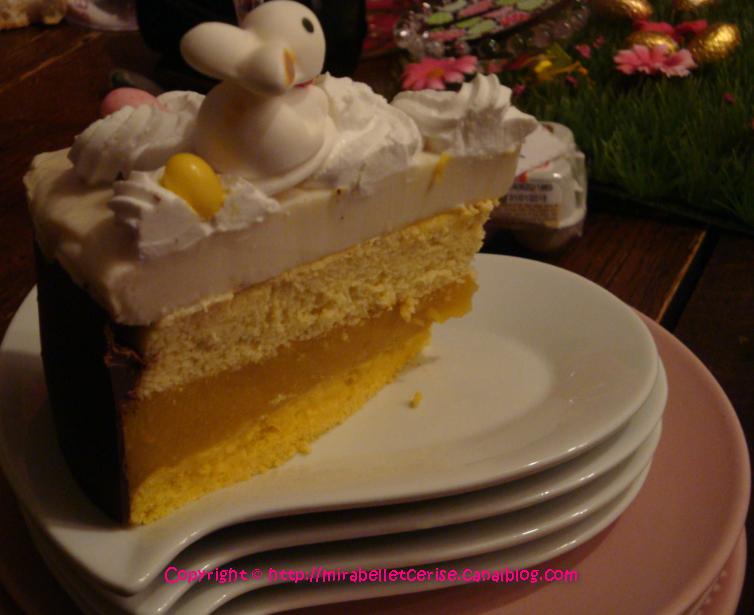 dessert paques part