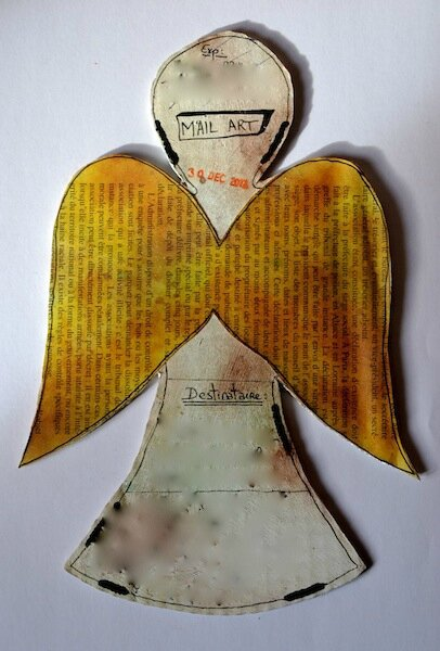 Mail Art Liliza 2014 Dos