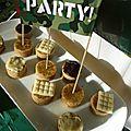 Mini gâteau de crêpes pour buffet (5)