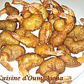 Beignet de crevettes