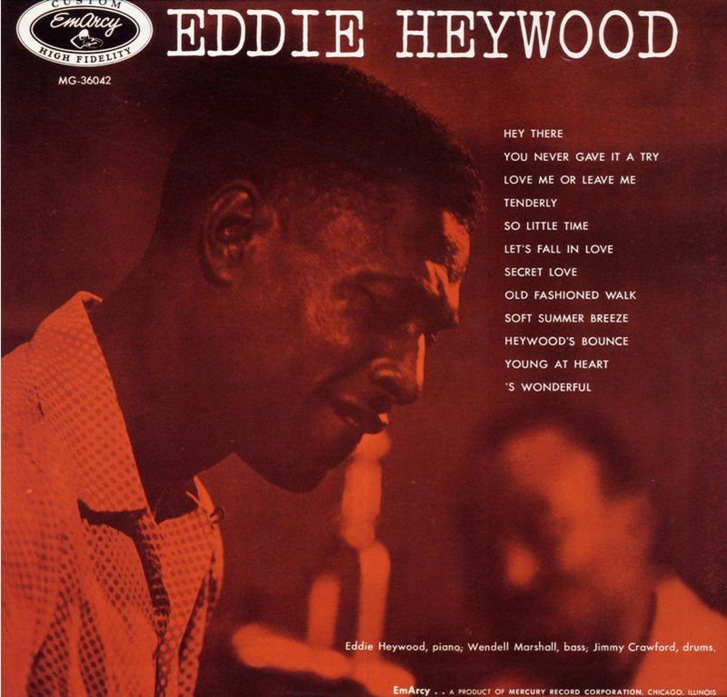 Eddie Heywood - The Piano Style Of Eddie Heywood Piano And Orchestra