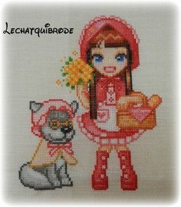 Chaperon_Rouge_by_Corinne_Le_Chat_qui_brode
