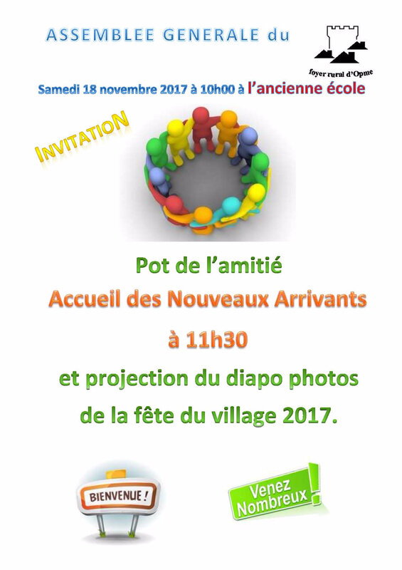 affiche fro ag 2017