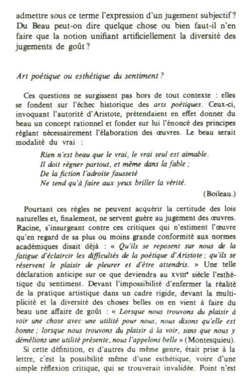 Hegel et l'art, Bras (4)