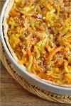 Tarte topinambour, courge, carotte, curcuma, sésame_2
