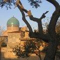 Coucher de soleil sur Boukhara