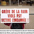 Des femmes victimes de psys violeurs, en lutte contre l'omerta psychiatrique