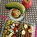 Bento 6 : salade composée