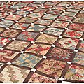 3 - Mon Farmer's Wife Sampler Quilt