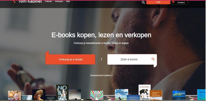 L'ebook d'occasion légal aux Pays-Bas sous condition