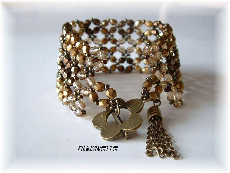 Bracelet 1000 Fleurs