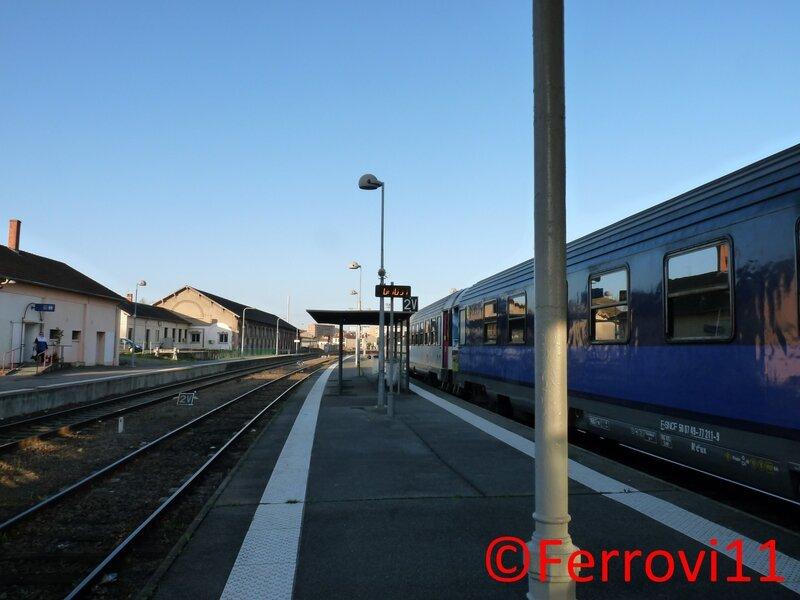 Train De Nuit Paris Albi Ville